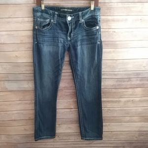 Express Skinny Low Rise Size 6S